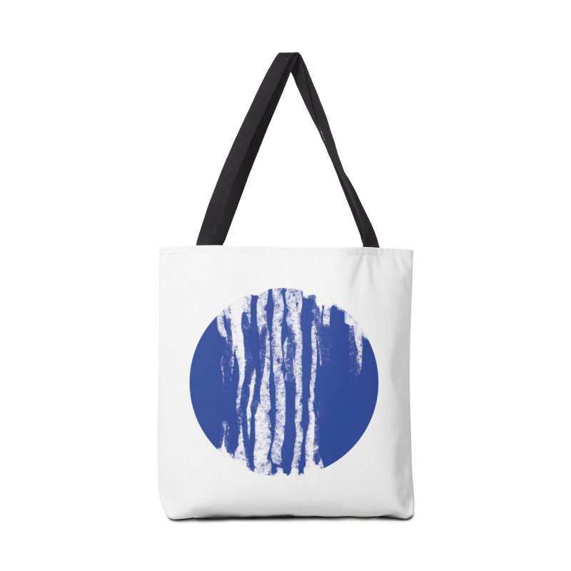 sketchy wave Accessories Bag by moibhusart's Artist Shop