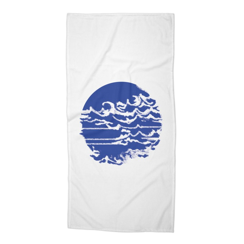 surf up! Accessories Beach Towel by moibhusart's Artist Shop