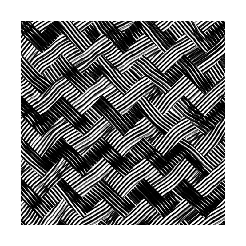 abstract chevron weave by moibhusart's Artist Shop