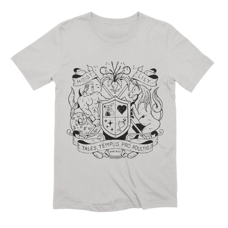 Coat of Charms Men's T-Shirt by The Gentle Listener's Dashing Haberdashery