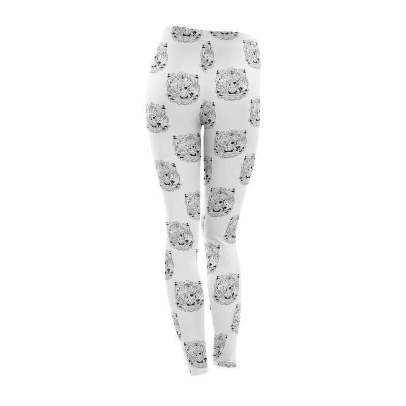 Athleisure Pantaloons (Coat of Charms) Women's Bottoms by The Gentle Listener's Dashing Haberdashery