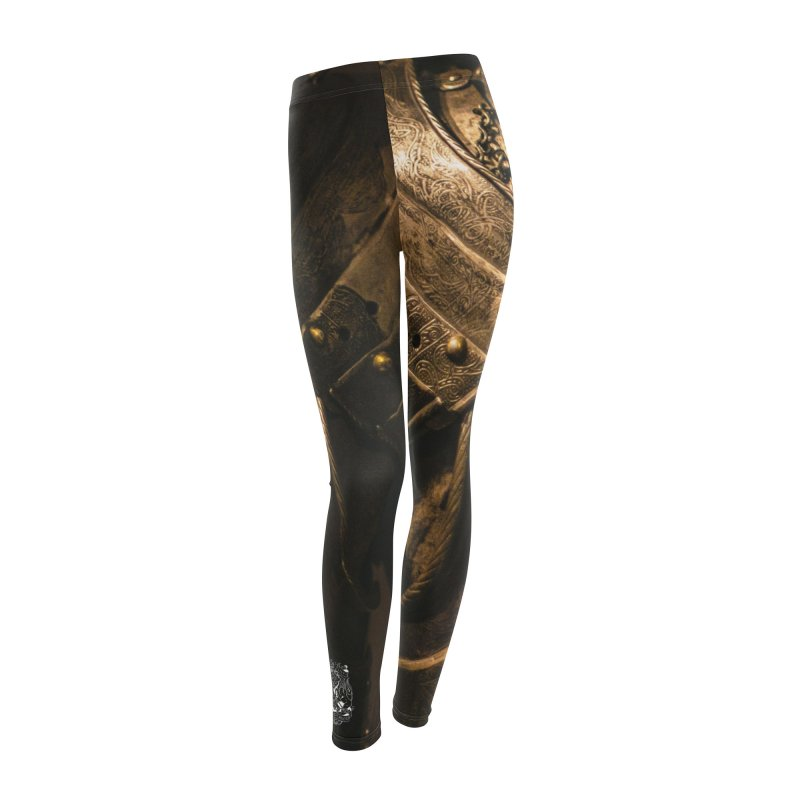Lion Heart Women's Bottoms by The Gentle Listener's Dashing Haberdashery