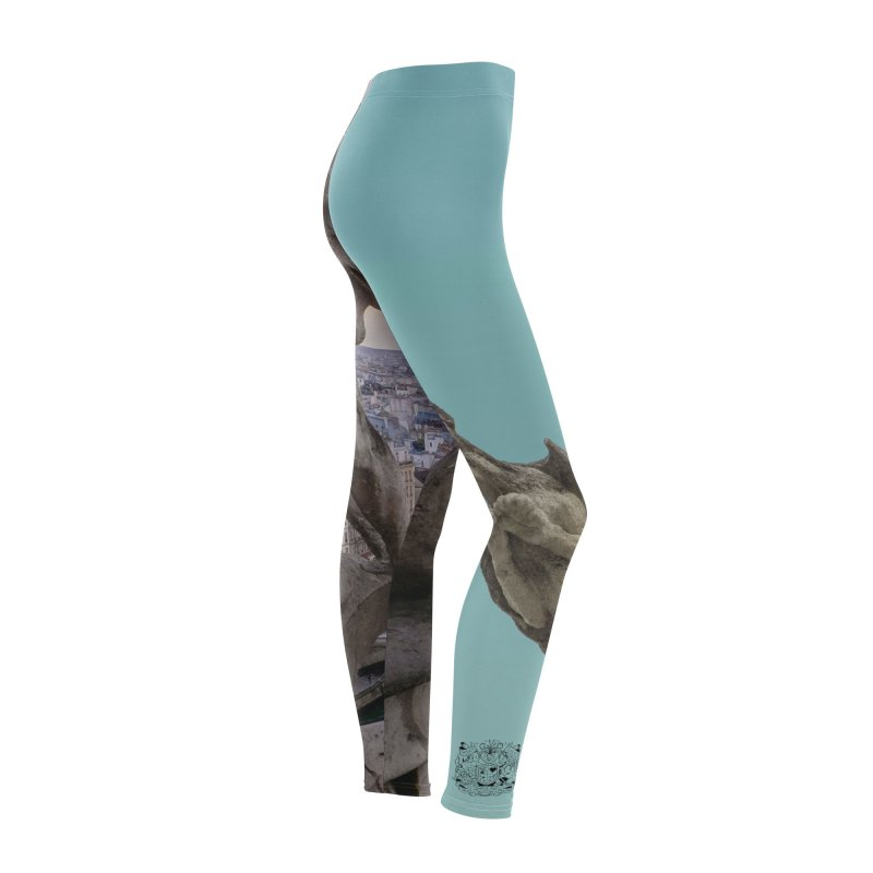 Friends on the Ledge Women's Bottoms by The Gentle Listener's Dashing Haberdashery