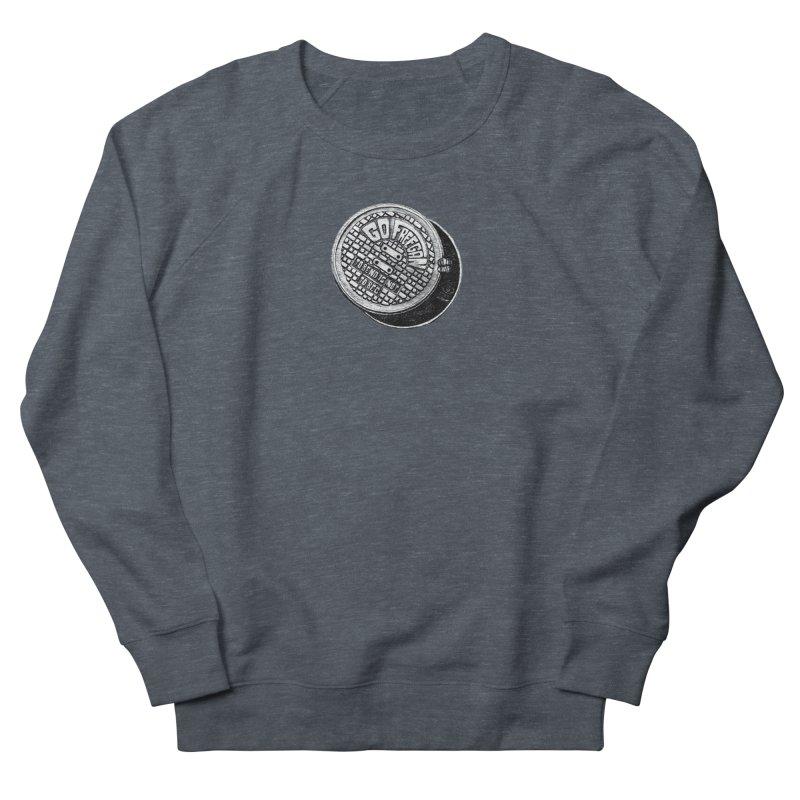 Go Freegan Women's French Terry Sweatshirt by mojambo's Artist Shop