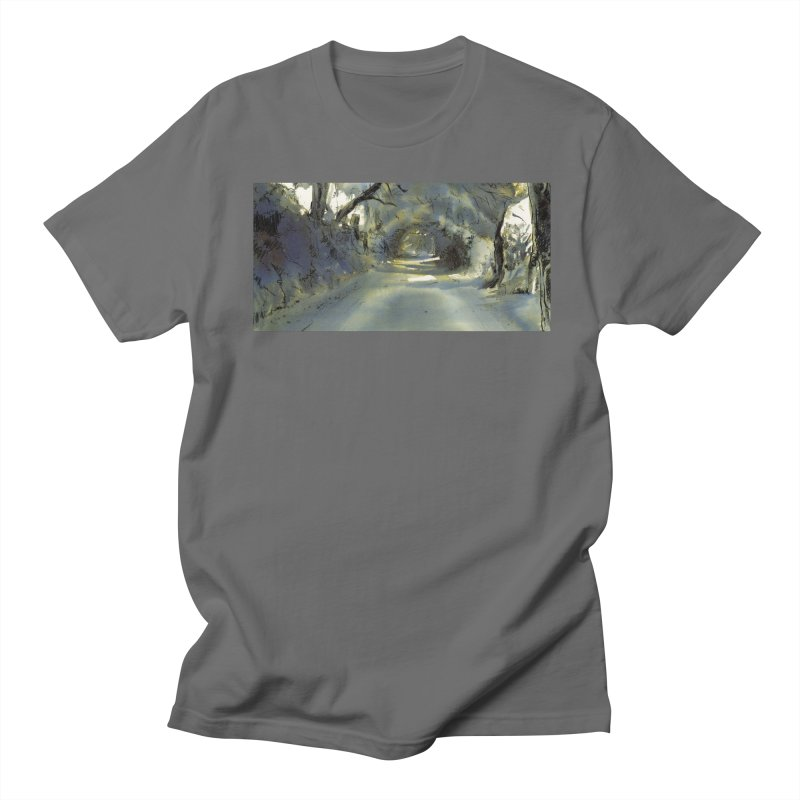 Floresta Men's T-Shirt by mojambo's Artist Shop