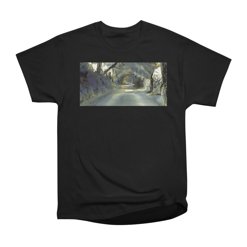 Floresta Men's Heavyweight T-Shirt by mojambo's Artist Shop