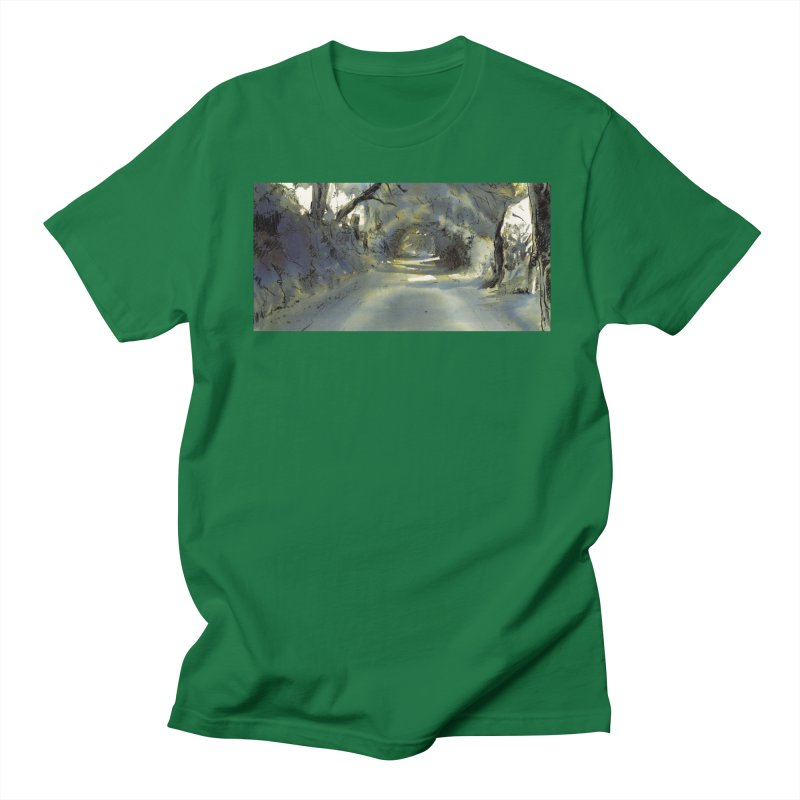 Floresta Men's Regular T-Shirt by mojambo's Artist Shop