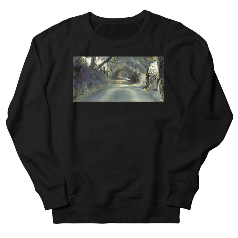 Floresta Men's French Terry Sweatshirt by mojambo's Artist Shop