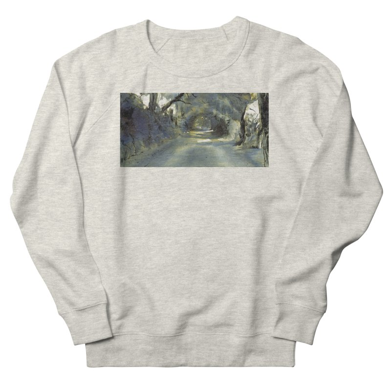 Floresta Men's French Terry Sweatshirt by mojambo's Artist Shop