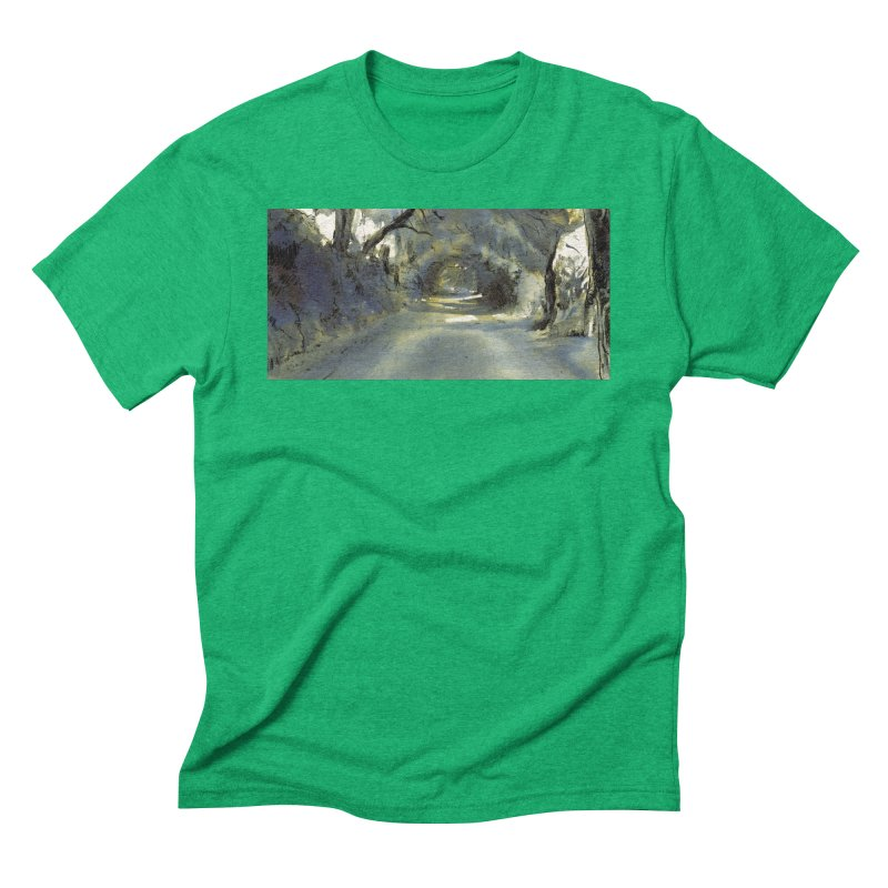 Floresta Men's Triblend T-Shirt by mojambo's Artist Shop