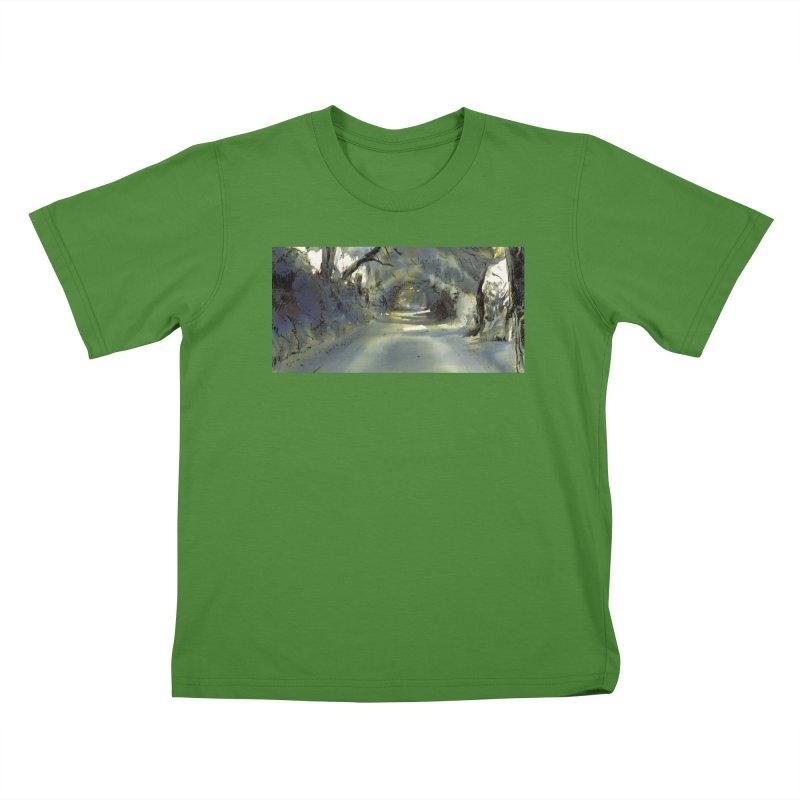Floresta Kids T-Shirt by mojambo's Artist Shop