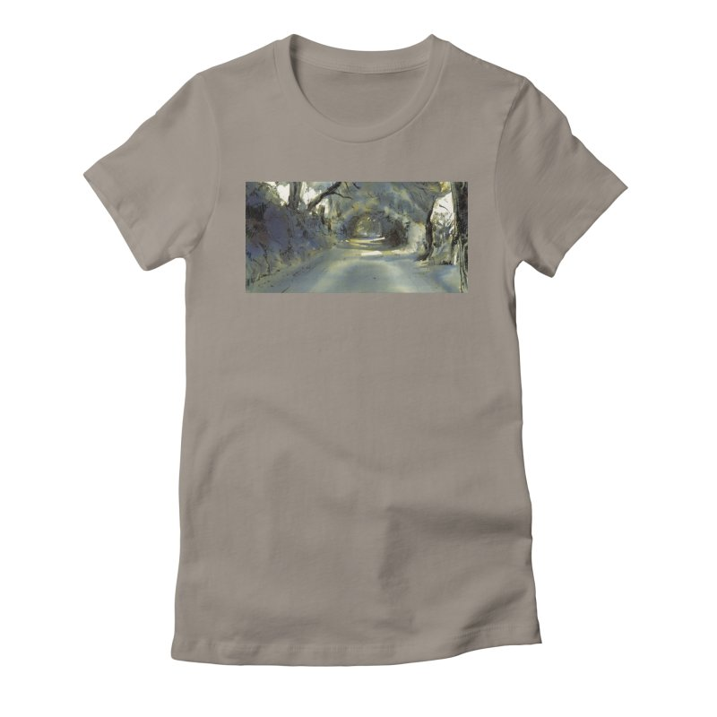 Floresta Women's T-Shirt by mojambo's Artist Shop