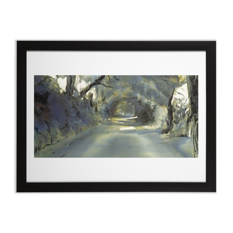 Floresta Home Framed Fine Art Print by mojambo's Artist Shop