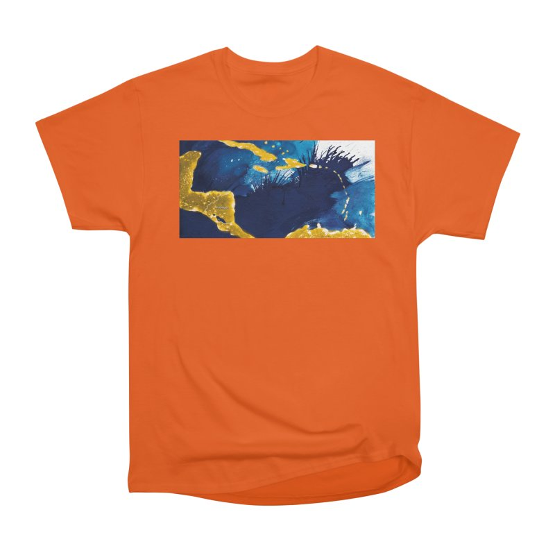 Caribe Men's Heavyweight T-Shirt by mojambo's Artist Shop