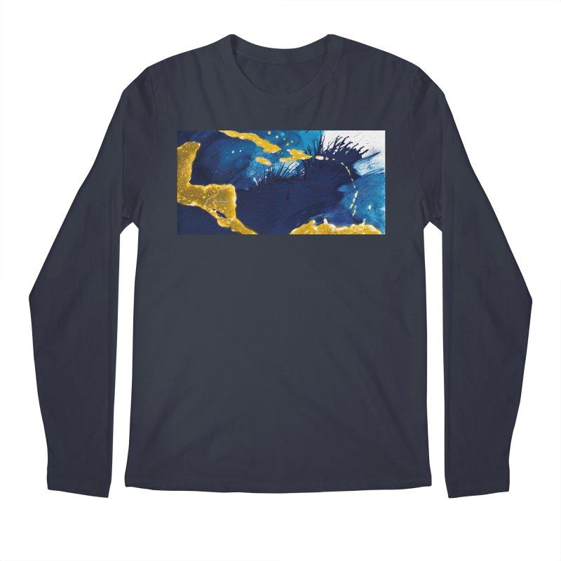Caribe Men's Longsleeve T-Shirt by mojambo's Artist Shop