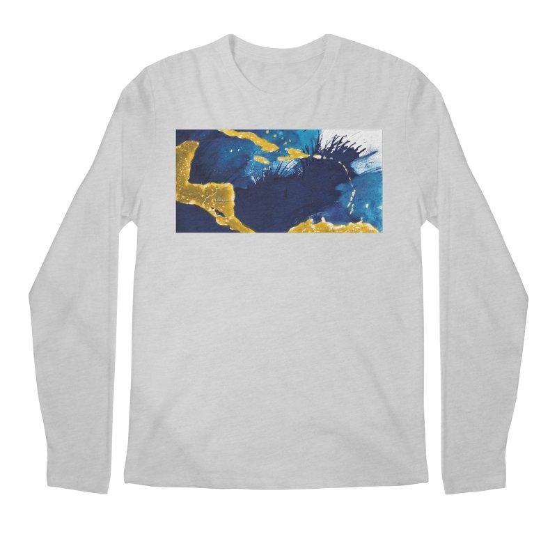 Caribe Men's Regular Longsleeve T-Shirt by mojambo's Artist Shop