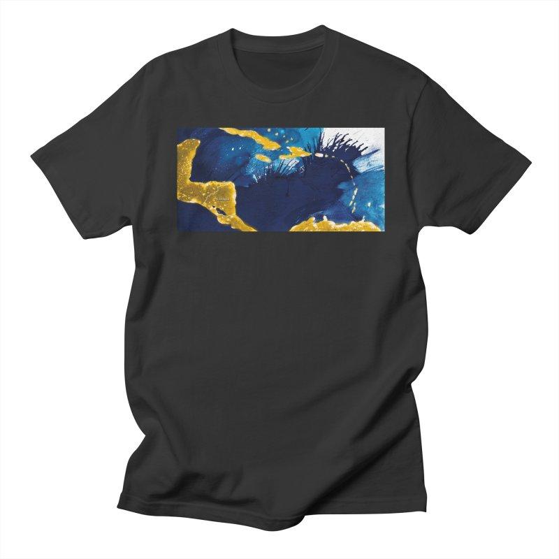 Caribe Men's Regular T-Shirt by mojambo's Artist Shop