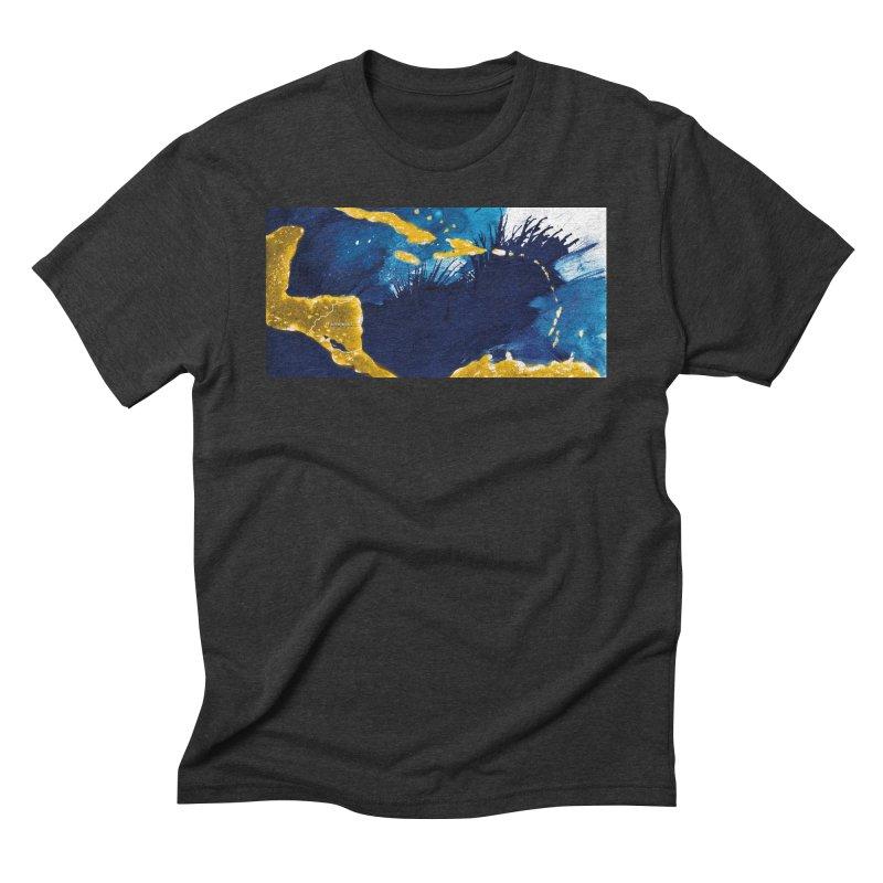 Caribe Men's Triblend T-Shirt by mojambo's Artist Shop