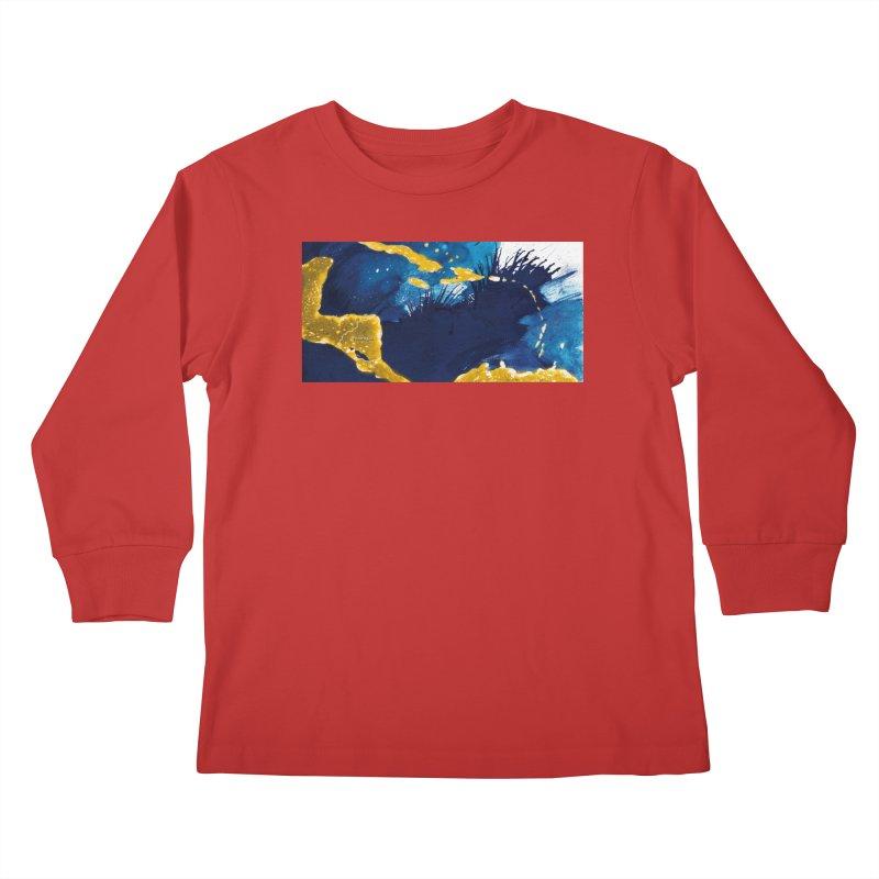 Caribe Kids Longsleeve T-Shirt by mojambo's Artist Shop
