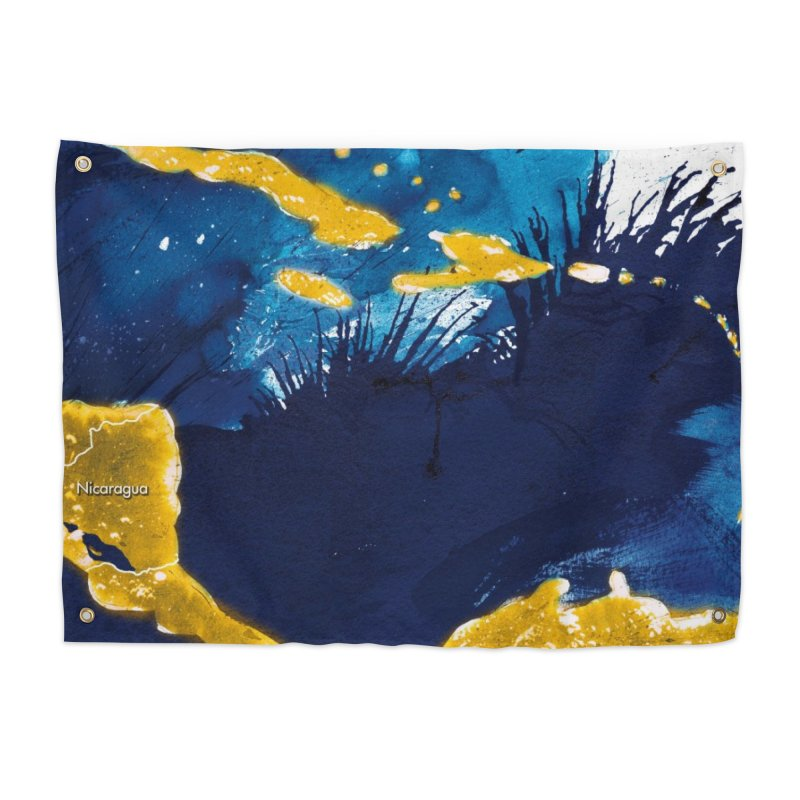 Caribe Home Tapestry by mojambo's Artist Shop