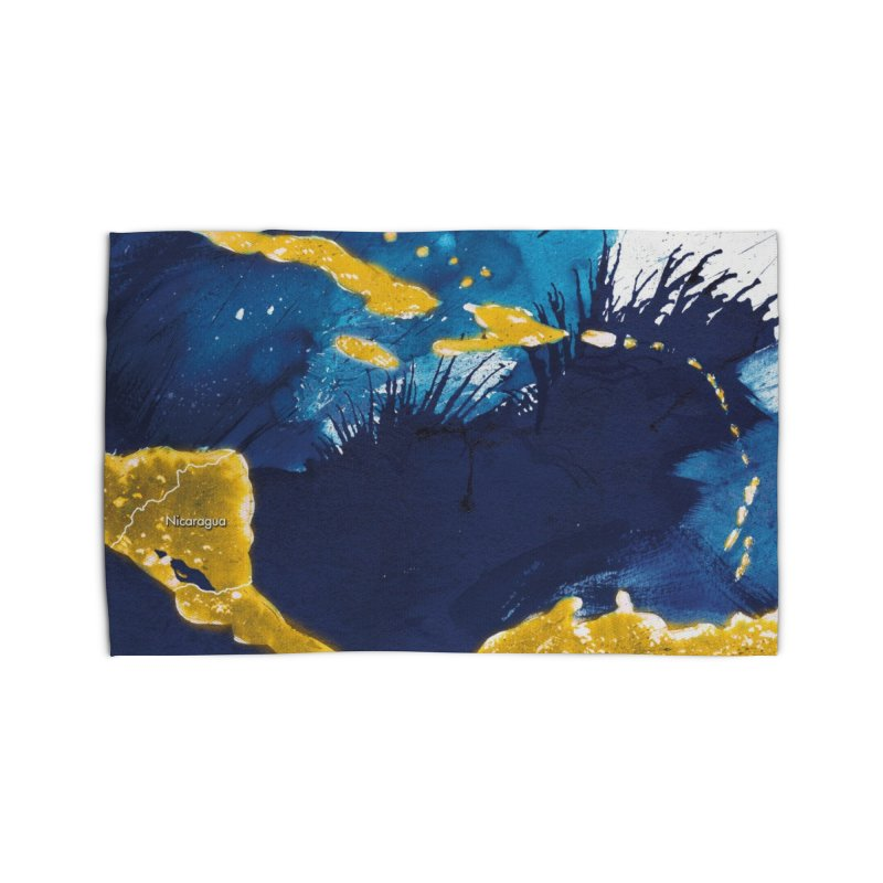 Caribe Home Rug by mojambo's Artist Shop