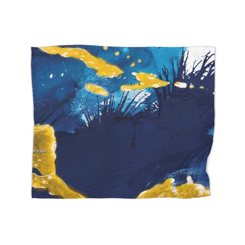 Caribe Home Blanket by mojambo's Artist Shop