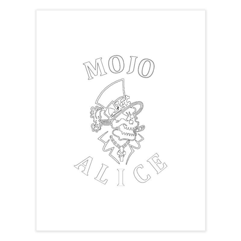 Male Baron Home Fine Art Print by Mojo Alice Merch