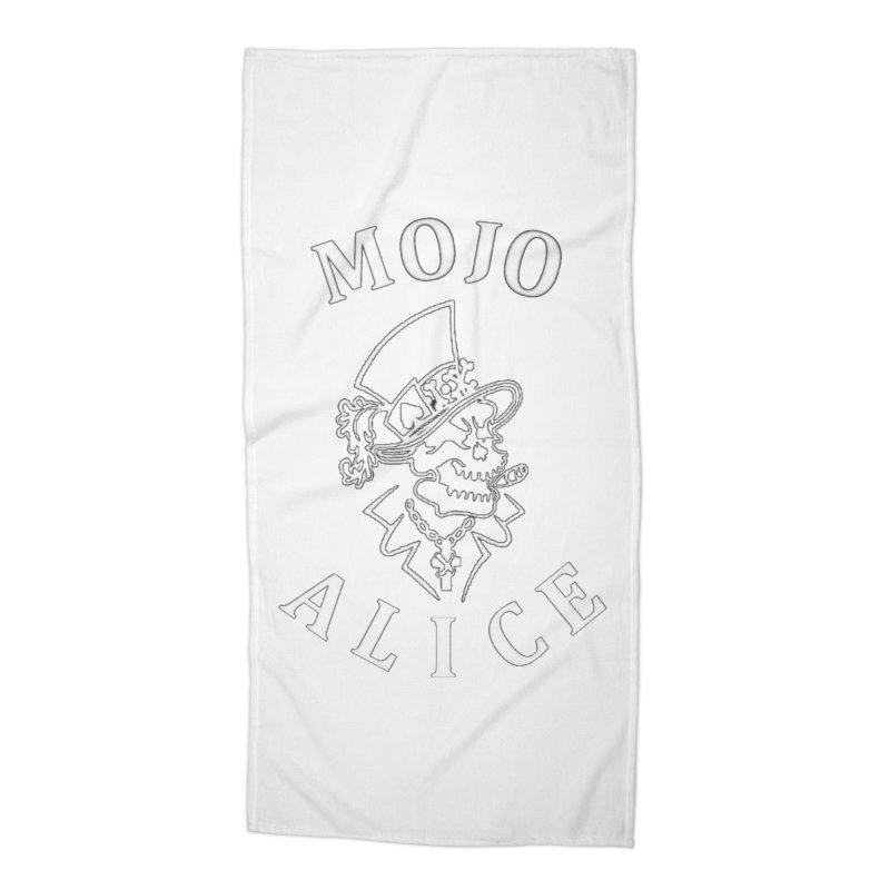 Male Baron Accessories Beach Towel by Mojo Alice Merch