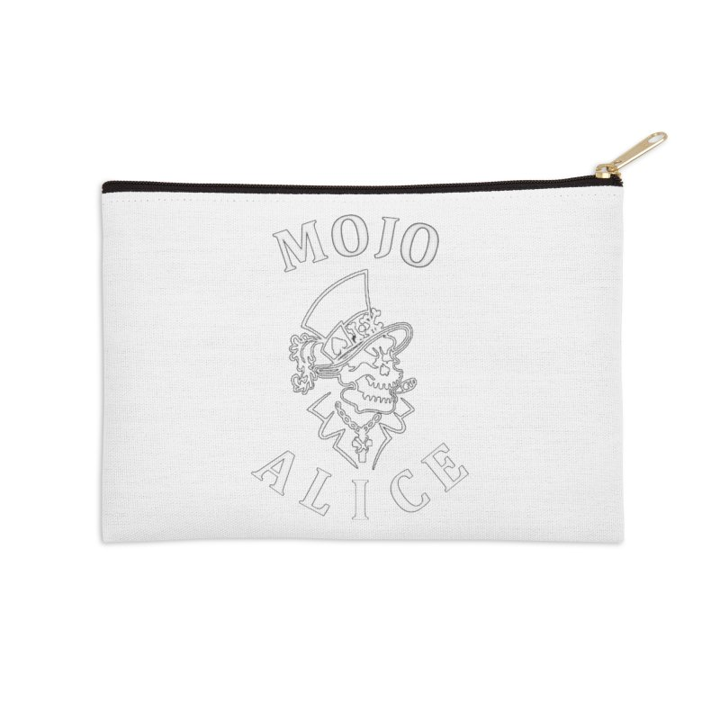 Male Baron Accessories Zip Pouch by Mojo Alice Merch