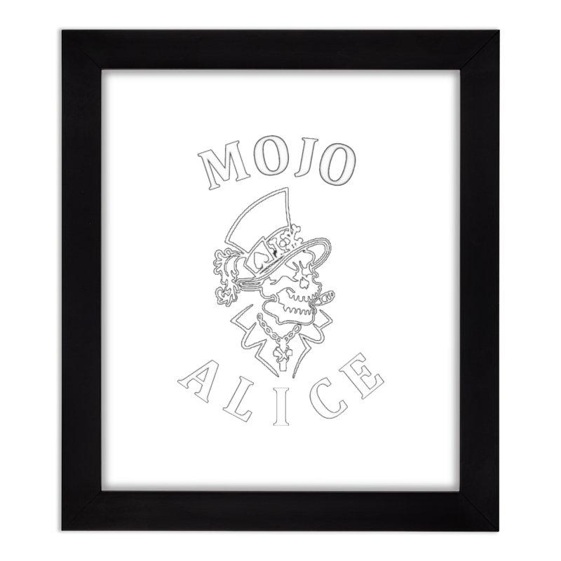 Male Baron Home Framed Fine Art Print by Mojo Alice Merch