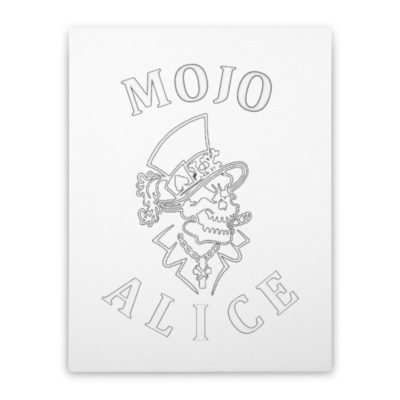 Male Baron Home Stretched Canvas by Mojo Alice Merch