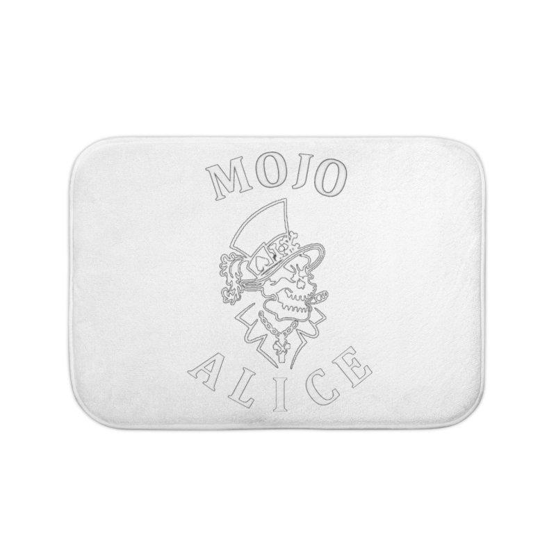 Male Baron Home Bath Mat by Mojo Alice Merch