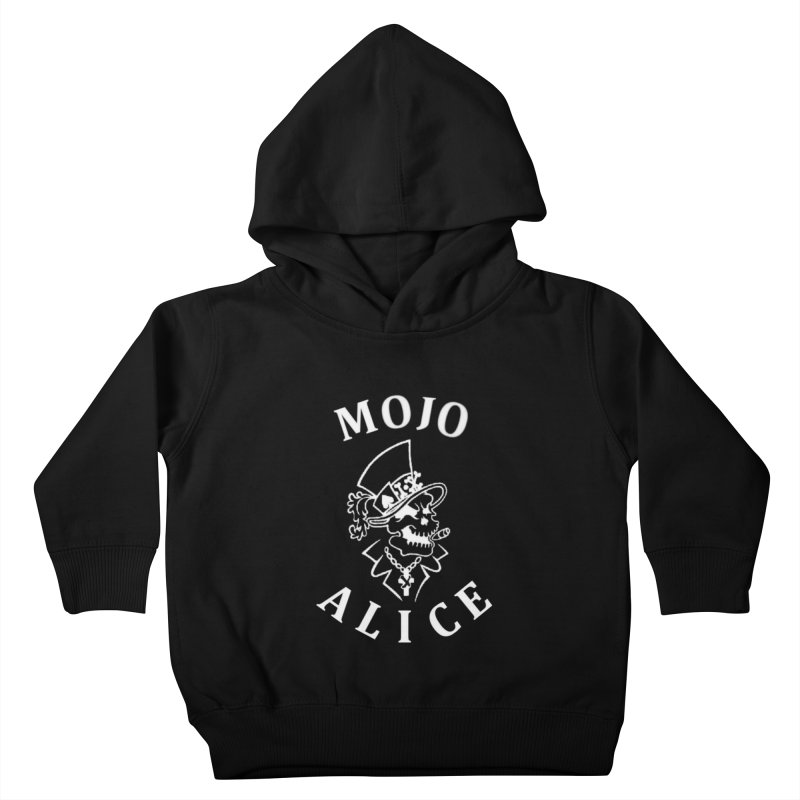 Male Baron Kids Toddler Pullover Hoody by Mojo Alice Merch