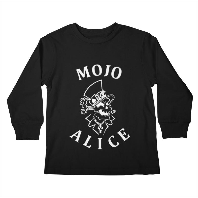Male Baron Kids Longsleeve T-Shirt by Mojo Alice Merch