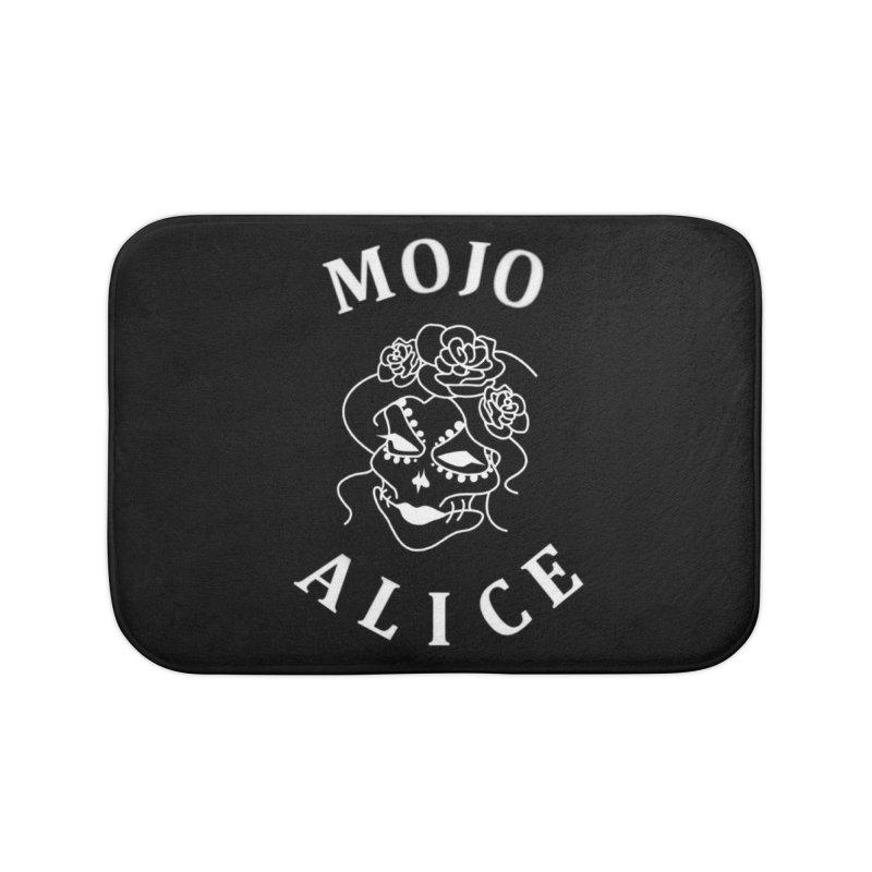 Female Baron Home Bath Mat by Mojo Alice Merch