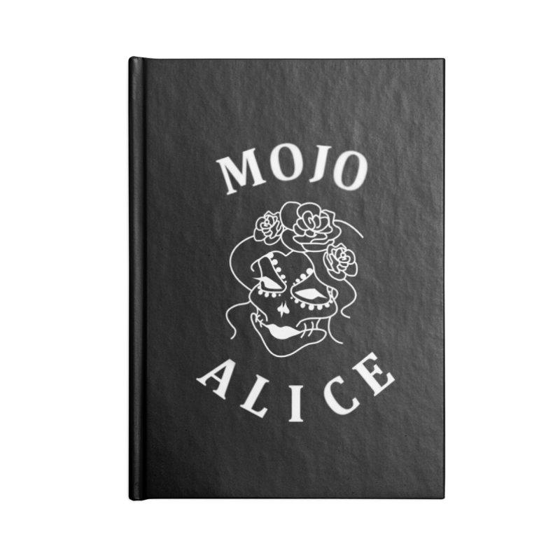 Female Baron Accessories Notebook by Mojo Alice Merch
