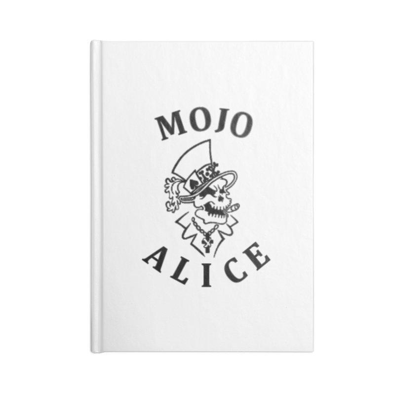 Male Baron Accessories Notebook by Mojo Alice Merch