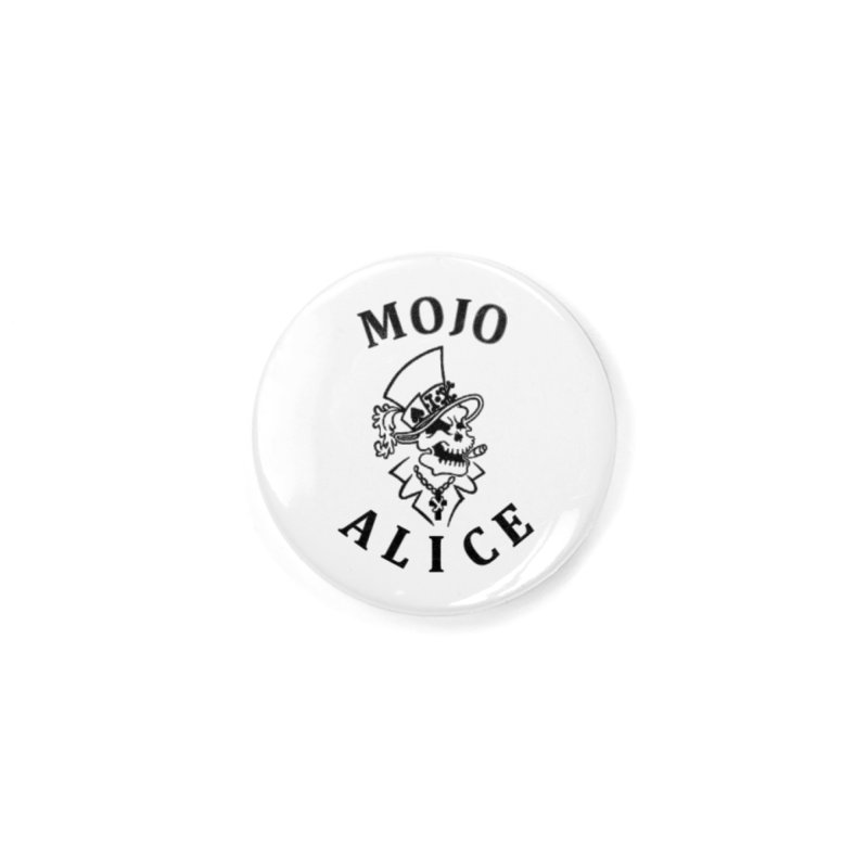 Male Baron Accessories Button by Mojo Alice Merch