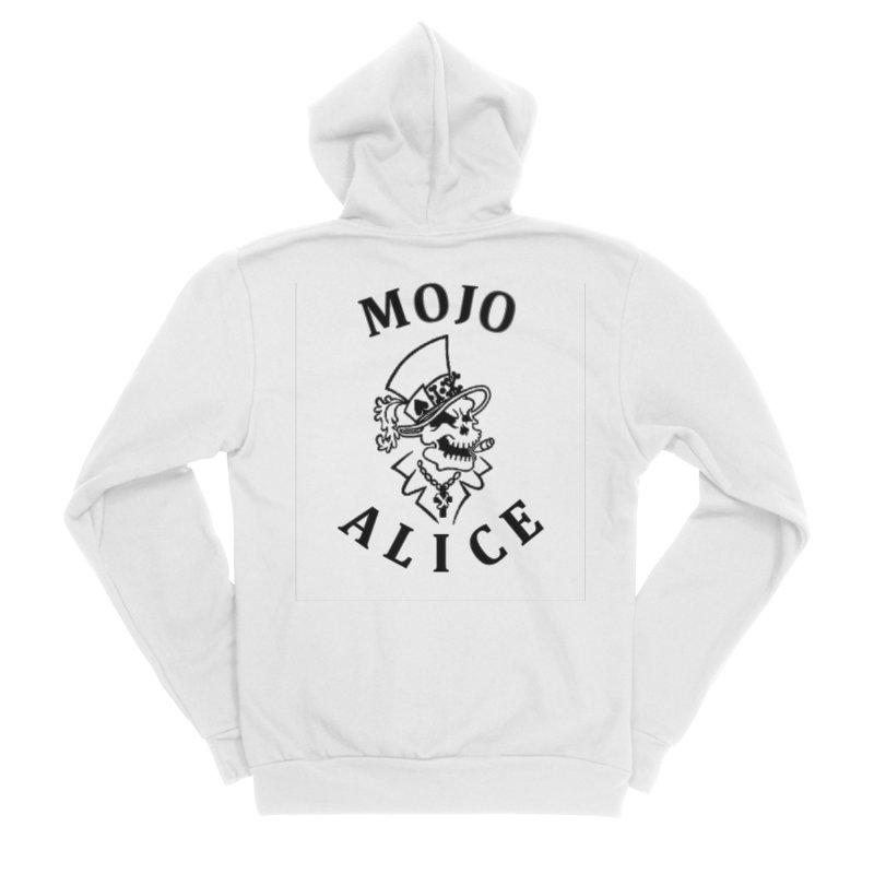 Male Baron Men's Zip-Up Hoody by Mojo Alice Merch