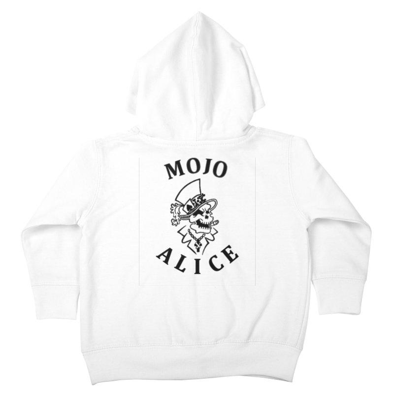 Male Baron Kids Toddler Zip-Up Hoody by Mojo Alice Merch