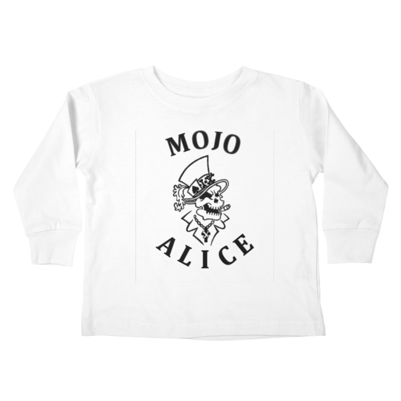 Male Baron Kids Toddler Longsleeve T-Shirt by Mojo Alice Merch