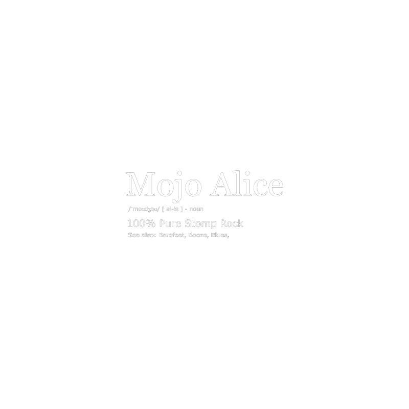 Mojo Alice Definition Kids Pullover Hoody by Mojo Alice Merch