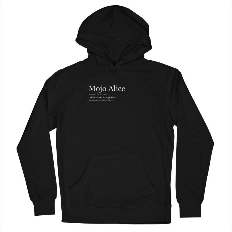 Mojo Alice Definition Women's Pullover Hoody by Mojo Alice Merch