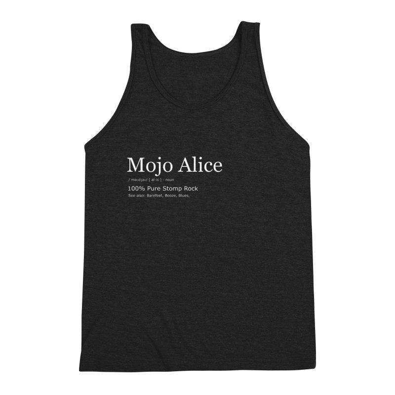 Mojo Alice Definition Men's Tank by Mojo Alice Merch