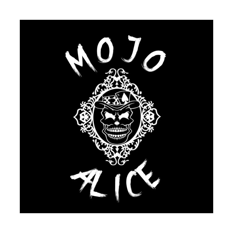 Framed Baron Accessories Face Mask by Mojo Alice Merch