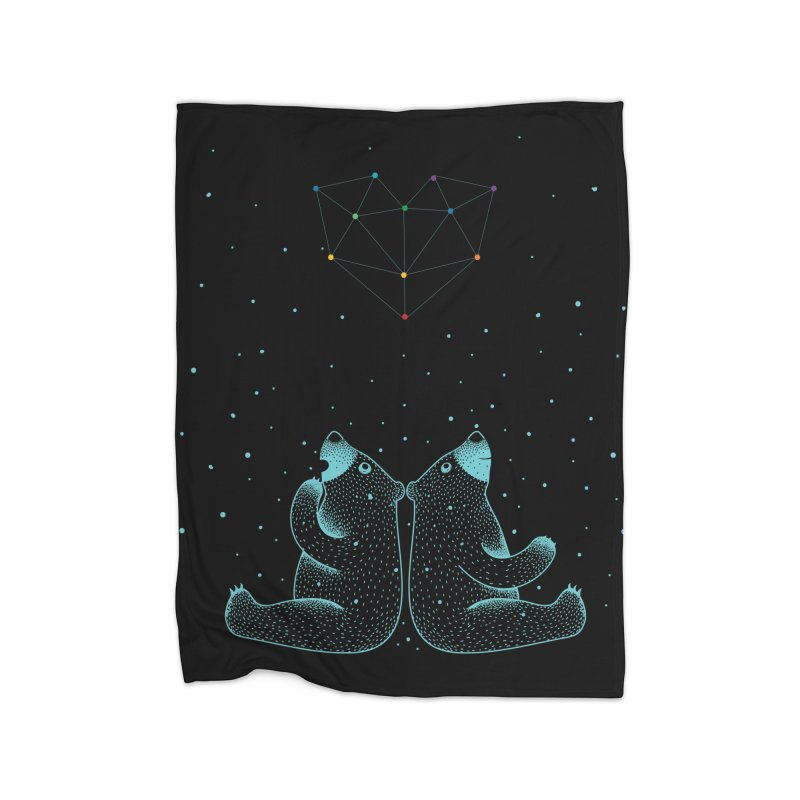 Love Wins Home Blanket by mokalache's Artist Shop