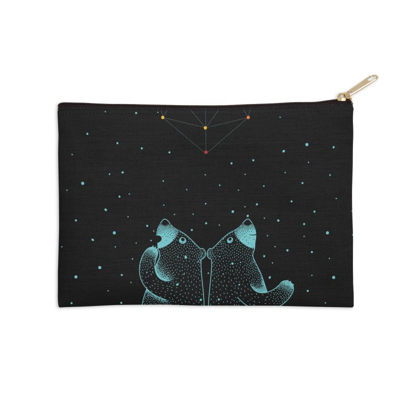 Love Wins Accessories Zip Pouch by mokalache's Artist Shop