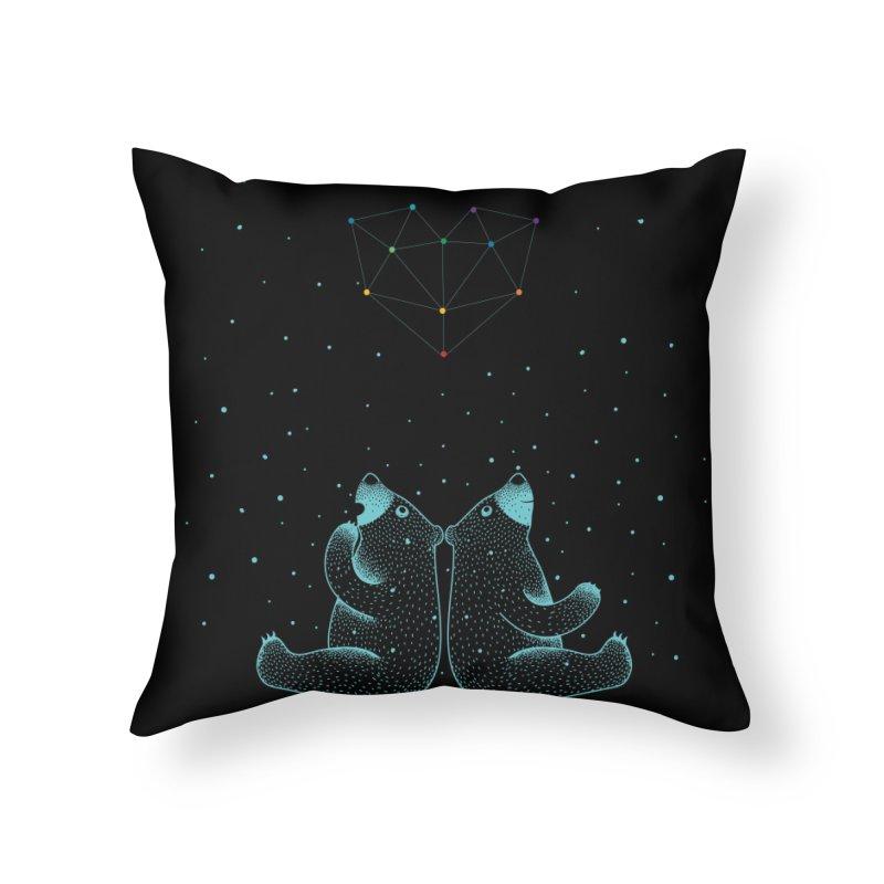 Love Wins Home Throw Pillow by mokalache's Artist Shop