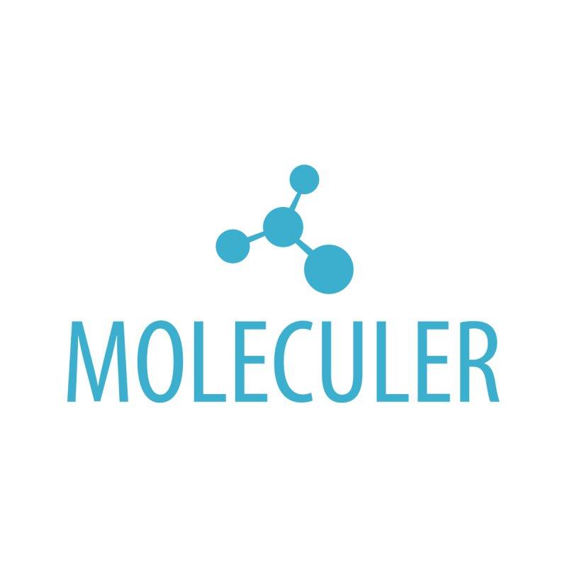 Moleculer logo sticker by Moleculer's Shop