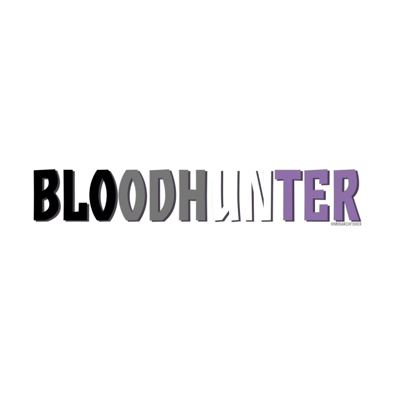 Bloodhunter Pride shirt (Asexual) by MonarchFisher Merch